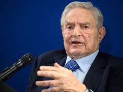 At Davos, Billionaire George Soros' Big Attack On PM Modi
