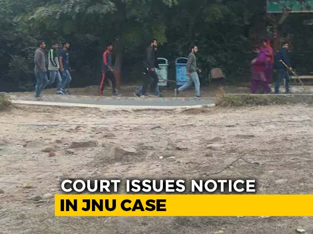 Video : JNU Attack: Court Notice To WhatsApp, Google, Apple On Plea To Save Data