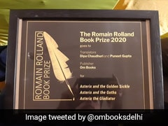 "Hindi Version Of French Comic ""Asterix"" Wins Romain Rolland Prize For Translation"