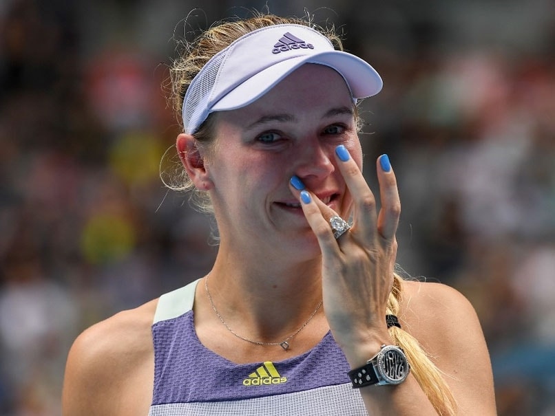 Caroline Wozniacki Career Ends In Tears With Defeat At Australian Open