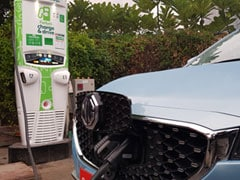MG Motor India And Tata Power Sign MOU For Installing Fast Chargers At Select Dealerships