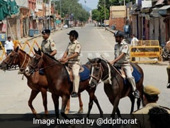 After 88 Years, Mumbai Police To Patrol City On Horses