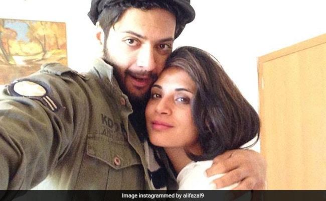 Richa Chadha Spills The Beans On Wedding Plans With Boyfriend Ali Fazal
