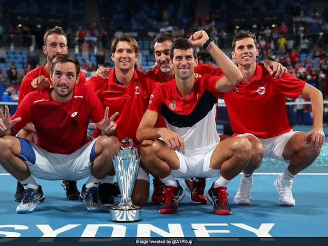 ATP Cup: Novak Djokovic Beats Rafael Nadal, Leads Serbia To Inaugural Title