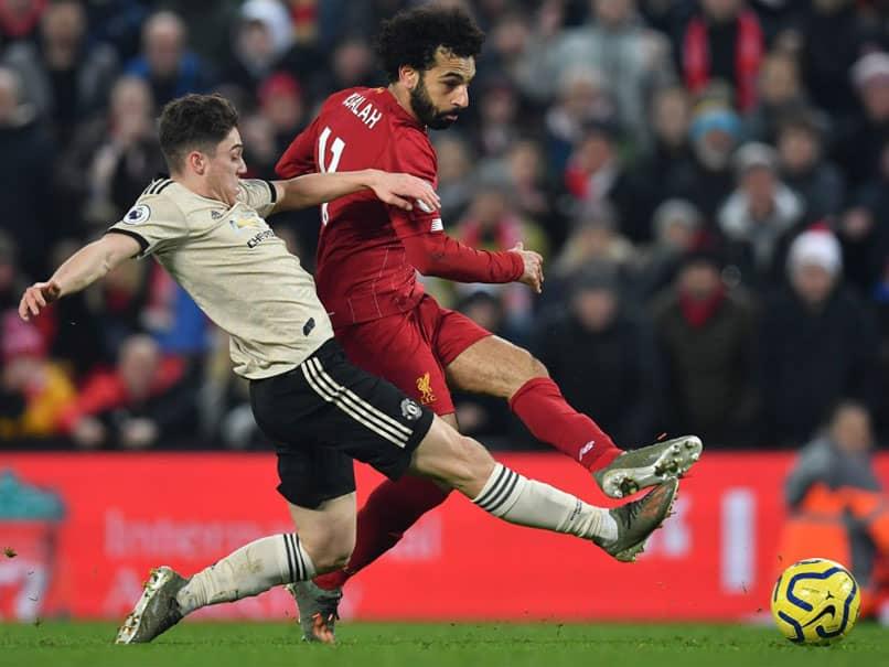 Premier League: Liverpool Beat Manchester United 2-0, Go 16 Points Clear
