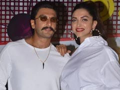 'Don't Come Back Without Mysore Pak': Deepika Demands As Ranveer Visits Chennai