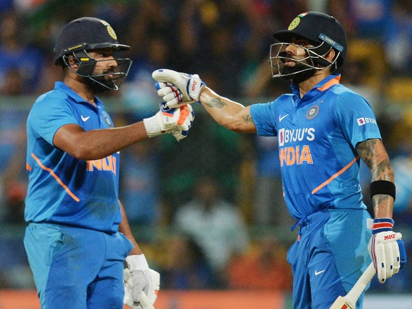 Sachin Tendulkar Leads Wishes As India Outclass Australia In ODI Series Decider