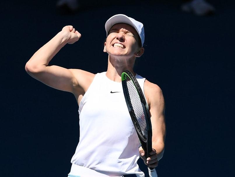Simona Halep Destroys Anett Kontaveit To Reach Australian Open Semi-Finals