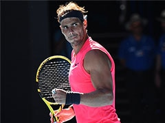Australian Open: Rafael Nadal Brushes Aside Carreno Busta To Reach Last 16