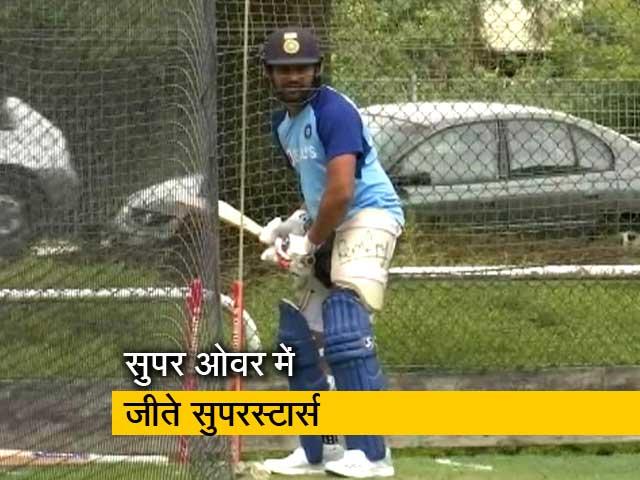 Videos : भारत ने न्यूजीलैंड को टी-20 में शिकस्त देकर 3-0 से बनाई अजेय बढ़त