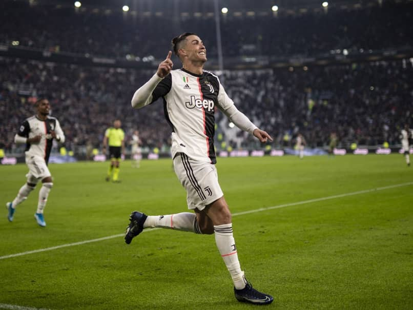 Cristiano Ronaldos First Serie A Hat-Trick Guides Juventus To 4-0 Win Over Cagliari