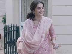 <I>Thappad</i> Trailer: How 'Just A Slap' Changed Taapsee Pannu's Life