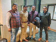 UP Doctor Dr Kafeel Khan Arrested At Mumbai Airport Over A Month After Aligarh Speech