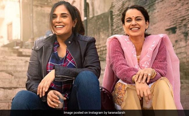Panga Box Office Collection Day 3: Kangana Ranaut's Film Scores Rs 14 Crore