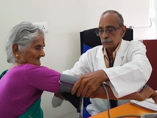Video : How <i>Total Health Care</i> Programme In This Andhra Pradesh's Village Is Making A Difference