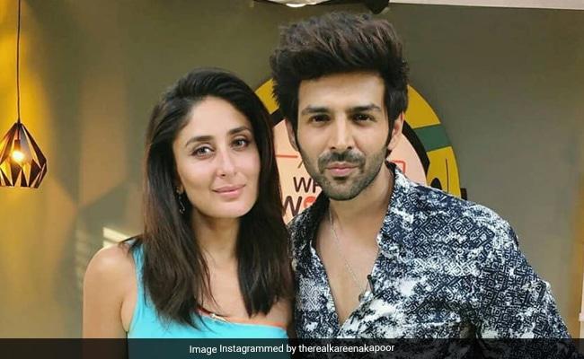 'None Of Them Have Told Me:' Kareena Kapoor On Kartik Aaryan And Sara Ali Khan's Dating Rumours