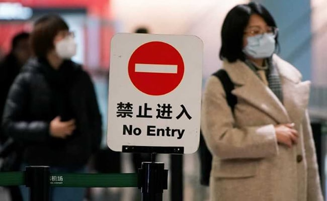 China Reports Zero New Domestic Coronavirus Cases For First Time