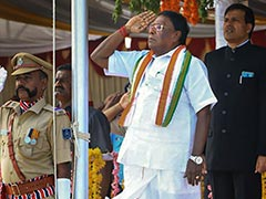 Puducherry Chief Minister Storms Out Of Event, Kiran Bedi Demands Apology