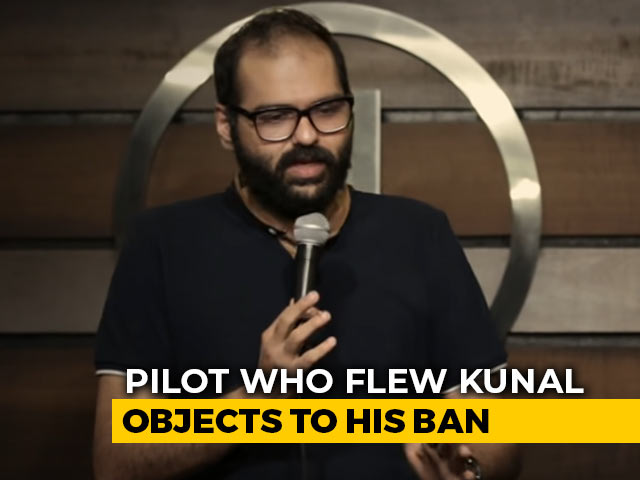Video : Why Wasn't I Consulted Before Ban On Kunal Kamra: Pilot Writes To IndiGo