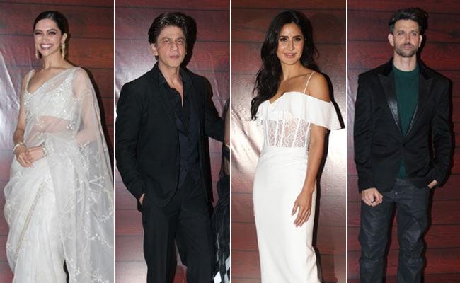 Javed Akhtar's Birthday Bash: Shah Rukh Khan, Deepika Padukone, Hrithik Roshan, Katrina Kaif Had A Blast