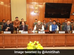 Displaced Bru Tribals From Mizoram To Permanently Settle In Tripura; Pact Signed