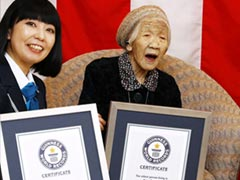At 117 Years, She Is World's Oldest Living Person