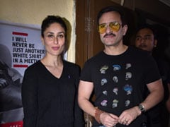 Kareena Kapoor, Pooja Bedi And Others Form Saif Ali Khan And Alaia Furniturewalla's Cheer Squad At <i>Jawaani Jaaneman</i> Screening