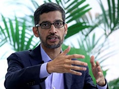 Alphabet CEO Sundar Pichai Backs Temporary Ban On Facial-Recognition