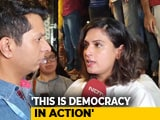 Video : Richa Chadha Joins Protest Supporting JNU Students