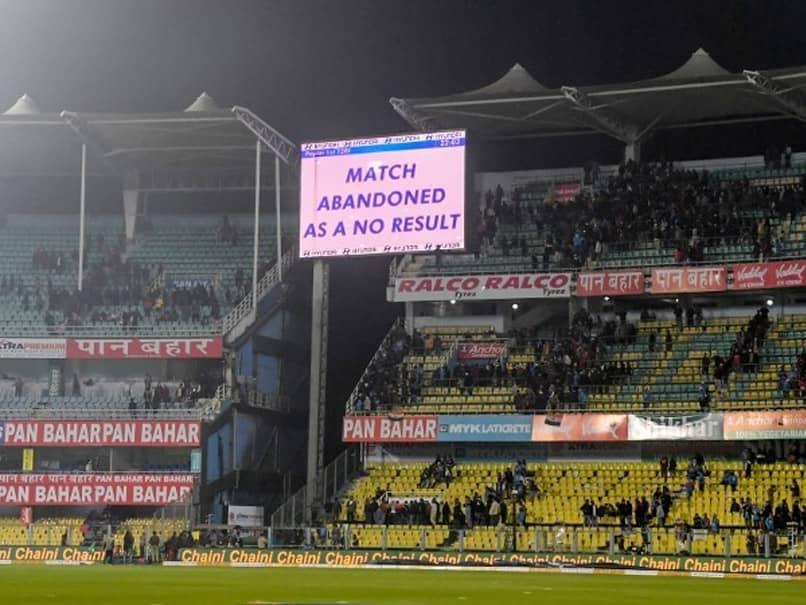 India vs Sri Lanka 1st T20I Abandoned Due To Damp Pitch In Guwahati