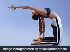 Take Inspiration From Malaika Arora, And Stock Up On Trendy Yoga Outfits