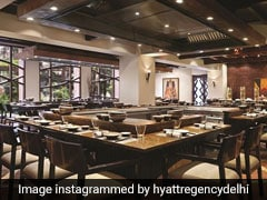 TK's Oriental Grill, Hyatt Regency Delhi, Celebrated 25th Anniversary With Its 25-Year-Old Recipes