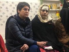 """""""Cops Have Put Minors In Jail"""": Priyanka Gandhi After Muzaffarnagar Visit"""