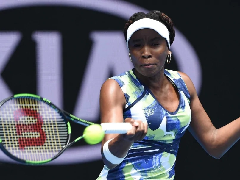Venus Williams Pulls Out Of Brisbane International