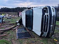 Severe Storm Sweeps Southern US, 11 Dead