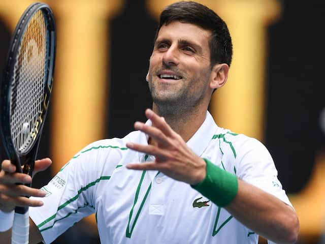 Novak Djokovic Returns To No. 1 In ATP Rankings