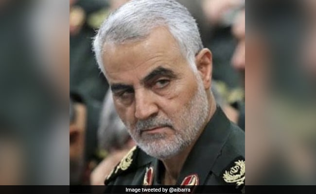 Iran Executes Man Who Helped US Locate Top General Qasem Soleimani: Report