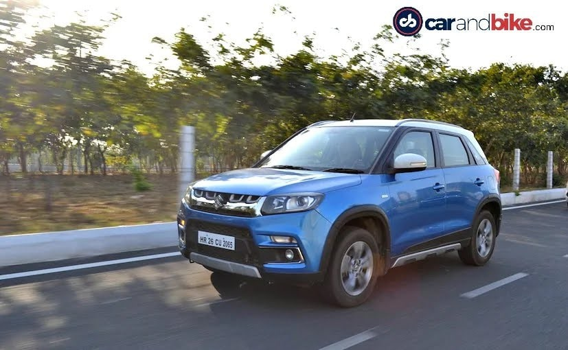 The Maruti Suzuki Vitara Brezza was first showcased at the 2016 Auto Expo