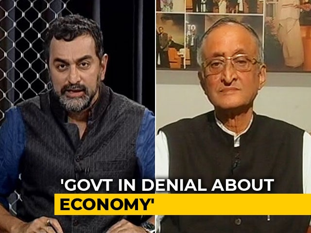 "Video : ""Stagflation Knocking At The Door"": Bengal Finance Minister"