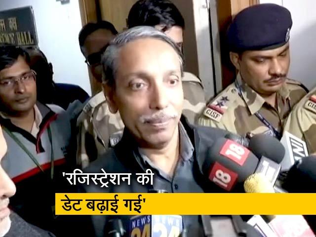 Videos : HRD सचिव से मुलाकात के बाद बोले जेएनयू वीसी जगदीश कुमार- अब शांति है