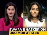 "Video : ""<i>Tukde Tukde</i> Gang Terminology Made To Drive Agenda Of Hate"": Swara Bhasker"
