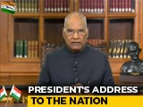 "Video : ""Justice, Freedom, Equality..."": President Talks Of Constitutional Duties"