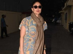 Like Kareena Kapoor, Stay Snug In Pretty Woollen Stoles This Season