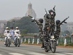 26 जनवरी: राजपथ पर पहली बार CRPF की झांकी, नाइट विजन गॉगल्स पहन जवान करेंगे शौर्य प्रदर्शन