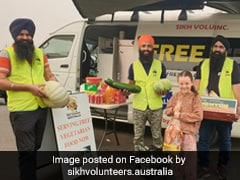 Sikh Charity Offers Food To Bushfire Victims In Australia, Wins Hearts
