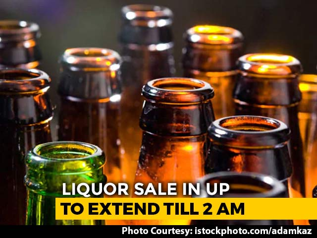 Video : UP Luxury Hotels, Bars To Be Allowed To Serve Liquor Till Early Morning