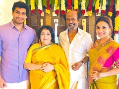 Pongal 2020: Inside Rajinikanth's Festivities With Wife Latha, Daughter Soundarya And Son-In-Law Vishagan Vanangamudi