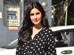Polka Dots With Leather? Katrina Kaif Shows Us How To Set A Trend