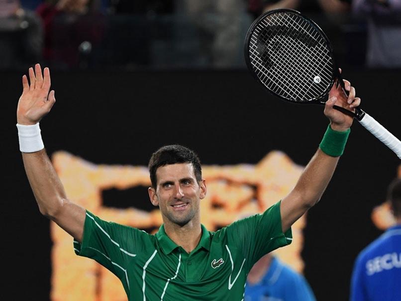 Australian Open: Novak Djokovic Survives Scare In First Round To Beat Jan-Lennard Struff