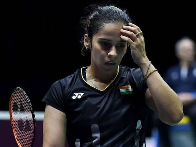 Thailand Masters: Saina Nehwal Knocked Out After Losing To Line Kjaersfeldt In First Round